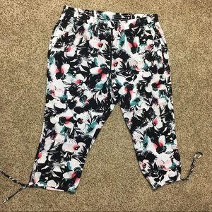 Lane Bryant Women's Capri Pants sizes 22/24